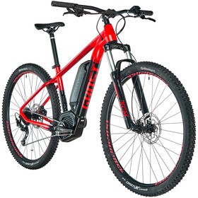"Ghost Hybride Teru B 2.9 AL 29"", riot red/jet black/shadow red"